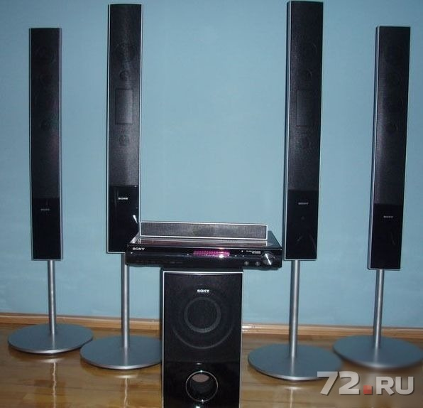 Home theatre, sound and video