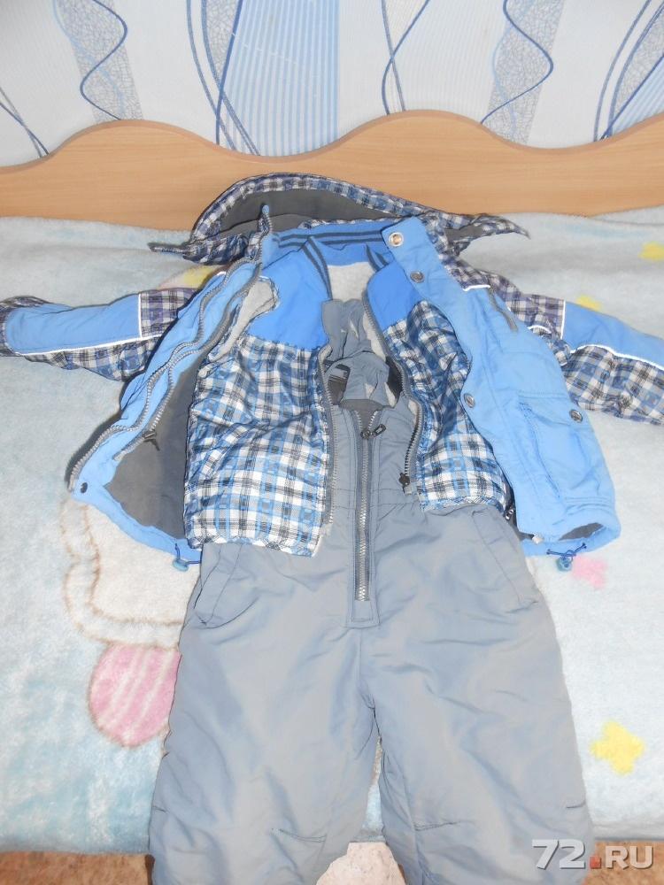 Детский зимний костюм для девочки красноярск