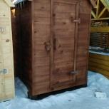 туалет дачный, Тюмень