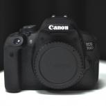 Фотоаппарат Canon EOS 700D Body Б/У, Тюмень