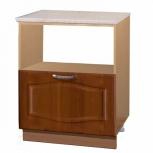 Шкаф-стол под технику 2 орех, Тюмень