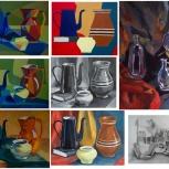 Уроки рисования, рисунка, живописи, композиции, Тюмень