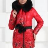 Новый зимний женский пуховик 42 размер, Тюмень