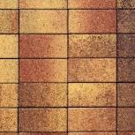 Тротуарная плитка Ла-Линия Гранит Листопад 100х200, Тюмень