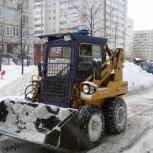 Уборка и вывоз снега, асфальт, вывоз строительного мусора, Тюмень