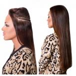 Голливудское наращивание волос, Тюмень