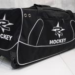 Спортивная сумка хоккейный баул на колесах. Доставка, Тюмень