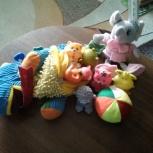 Игрушки в рюкзачке Дракоша, Тюмень