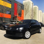 Аренда авто Volkswagen Polo с акпп без водителя в тюмени, Тюмень