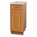 Шкаф с ящиком шкомб-40 вишня, Тюмень