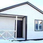 Дачный дом 6 м х 6 м из 3 комнат и с 3 большими окнами., Тюмень