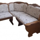 Кухонные уголки со столом и стульями в румынском стиле, под гарнитур, Тюмень