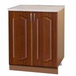 Шкаф-стол с дверцами шнм60 орех, Тюмень