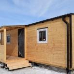 Дачные утепленные домики, Тюмень