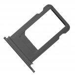 Лоток сим (SIM) карты iPhone 5 черный, Тюмень