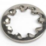 Шайба Ф28(М27) круглая стопорная DIN 6798 J, Тюмень