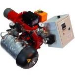 AL-10V - горелка на отработанном масле для котла или парогенератора, Тюмень
