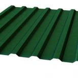 Профнастил МП-20 RAL 6005 зеленый мох 1100х0.35, Тюмень