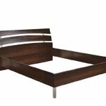 Кровать каркасная 200х160 венге, Тюмень
