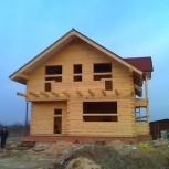 Строительство домов и бань из бруса, Тюмень