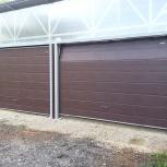 Гаражные ворота DoorHan серии RSD02 для проема 2400*2100, Тюмень