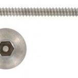 Саморез 3,5х32 антивандальный ART 9110 с полукруглой головкой, Тюмень