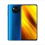 Смартфон xiaomi poco x3 6/128gb, синий, Тюмень
