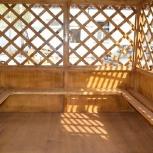 Дачная деревянная беседка 3 м х 2,35 м х 2,65 м., Тюмень