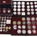 Покупаем ваши коллекции серебренных монет, Тюмень