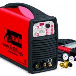 Сварочный аппарат Telwin Superior Tig 421 DC-HF/LIFT VRD+ACC, Тюмень