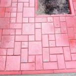 """Тротуарная плитка """"Брук"""" брусчатка 240х240х60,240х120х60,120х120х60, Тюмень"""