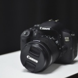 Фотоаппарат Canon EOS 700D Kit 18-55mm STM Б/У, Тюмень