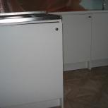 Продается комплект кухонной мебели с мойкой  Икея, 180 см, бу, Тюмень