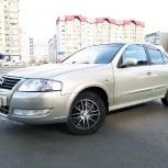 Аренда авто Nissan Almera АКПП в Тюмени без водителя, Тюмень