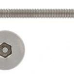 Винт 3х10 антивандальный ART 9113 с потайной головкой, Тюмень