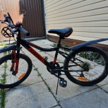 """Велосипед подростковый Stern Attack 20"""", Тюмень"""