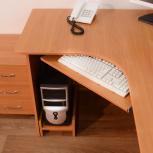 Полки под клавиатуру и системный блок компьютера по-4, Тюмень