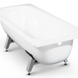 Ванна ВИЗ Белый Белый 135 л 1400х700х400 мм, Тюмень