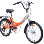 велосипед АИСТ 20 2.0 7-скоростей (Shimano) (Минский велозавод), Тюмень
