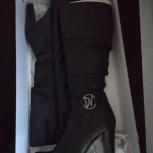 Итальянские кожаные сапоги, Тюмень