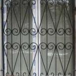 Решетки на окна, в Тюмени, Ограждение балконов и площадок, Тюмень