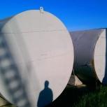 Резервуары стальные с подогревом объёмом 75 м3, Тюмень
