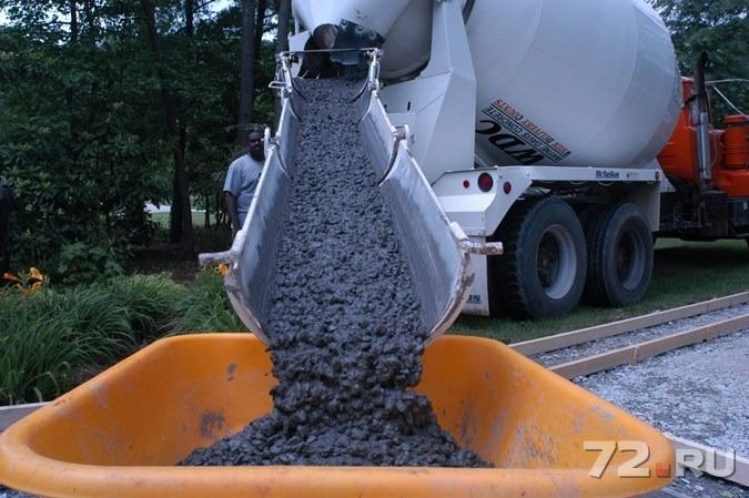 Бетон тюмень цена бетон ялта