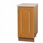 Шкаф-стол с дверцами шн40 вишня, Тюмень