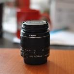 Canon EF-S 18-55mm F3.5-5.6 IS II, Тюмень