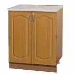 Шкаф-стол с дверцами шнм60 ольха, Тюмень