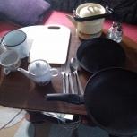 Разная посуда, Тюмень