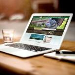Создание сайтов в веб-студии, Тюмень