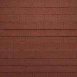 Гибкая черепица Tegola Nordland Классик Красный Ис, Тюмень