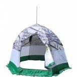 Палатка зим 3-2-х м. рыбол «Ночник», Тюмень